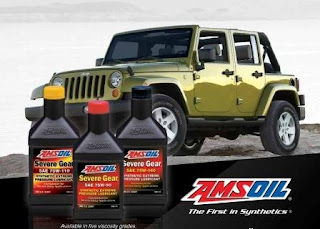 amsoil for your jeep
