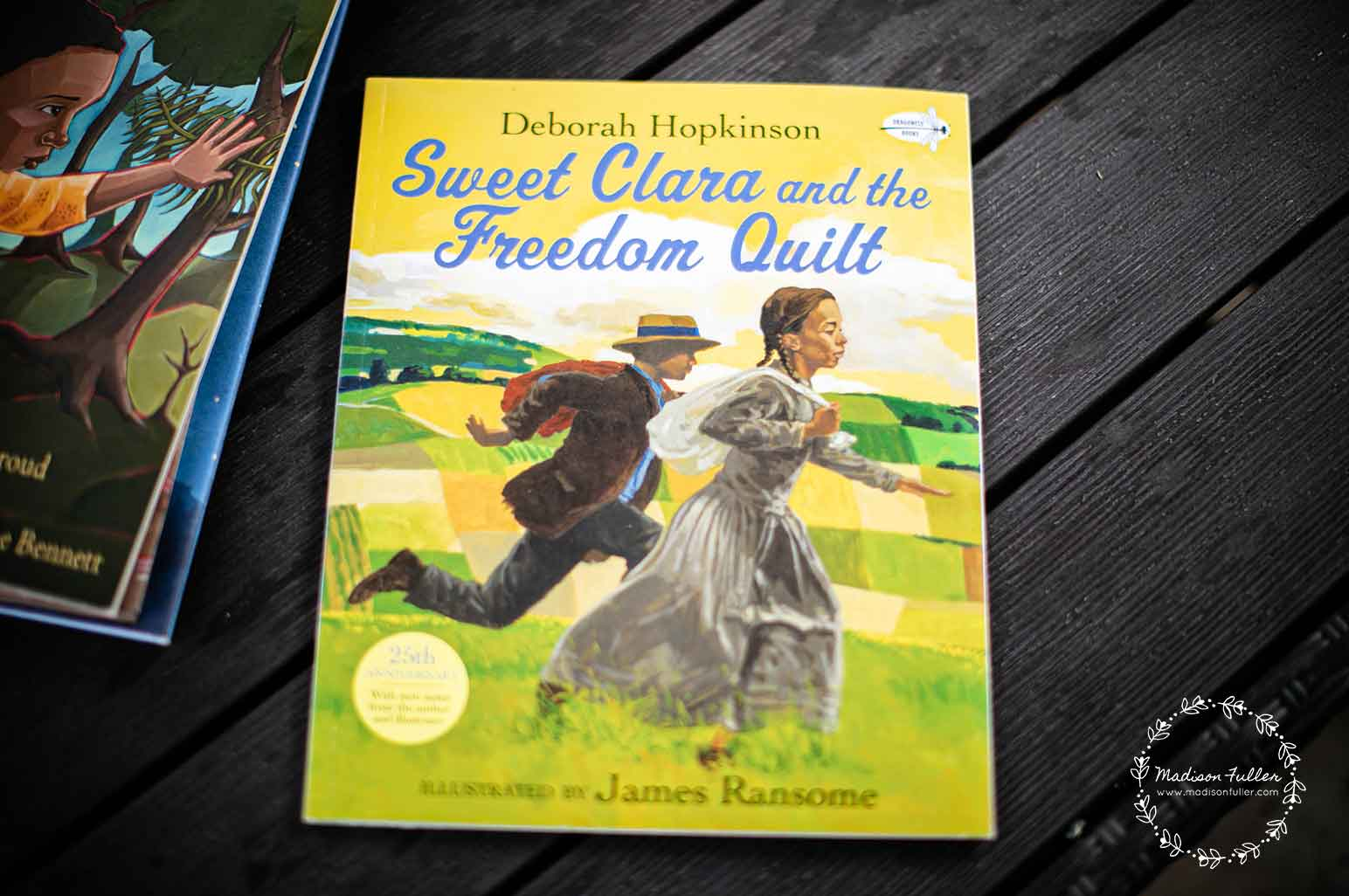 Juneteenth Books for Kids - Sweet Clara and the Freedom Quilt