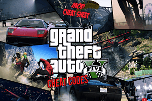 GTA 5 Cheats PS3