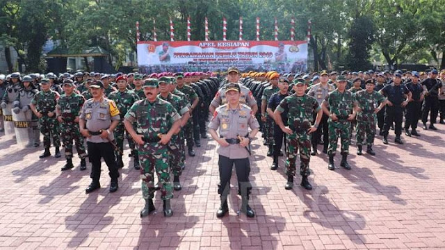 Bimbel TNI-POLRI Maluku