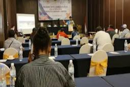 Sekretariat Sub PB PON Jayapura Masih Utang Pelatihan Jurnalis di Hotel Grand Allison Sentani