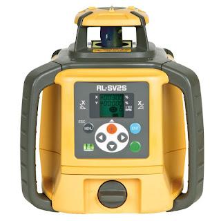 Jual Rotating Laser Topcon RL-SV2S Call 0812-8222-998