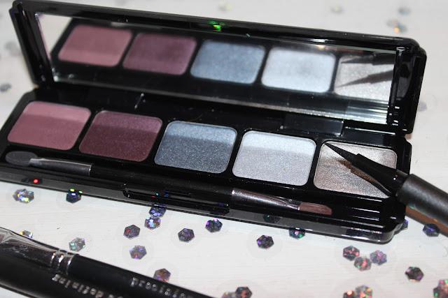 coffret every day, palette profondeurs elissance, eyeliner signature précision