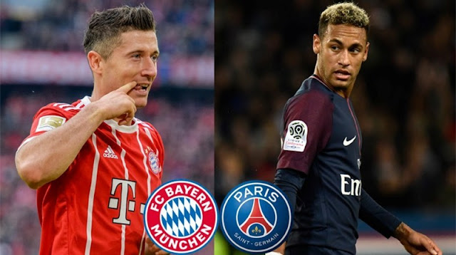 Prediksi Bayern Munchen vs PSG Liga Champions