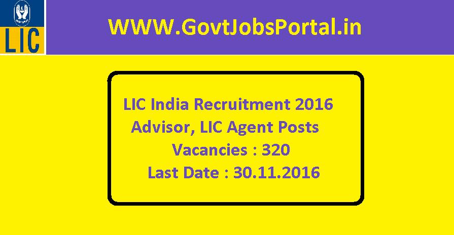 Govt Jobs Portal 10th 12th Pass Government Jobs Lic Jobs