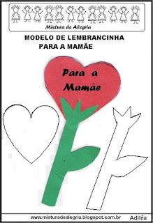 Cartão para a mamãe