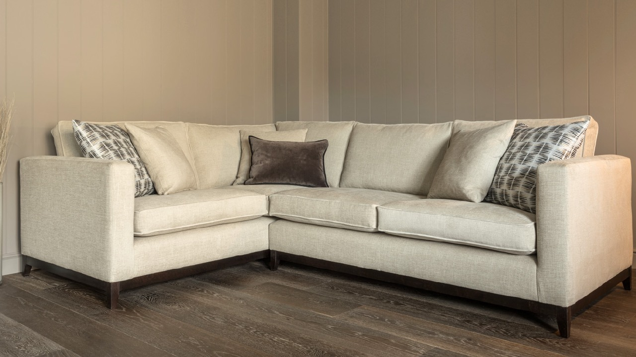 Compact Corner Sofa