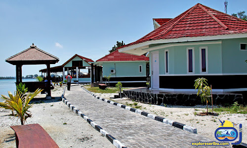 paket wisata pulau kelapa kepulauan seribu