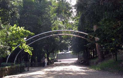 Alameda no Parque de São Roque