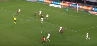 رين يفاجئ باريس سان جيرمان ويفوز عليه بهدفين مقابل هدف