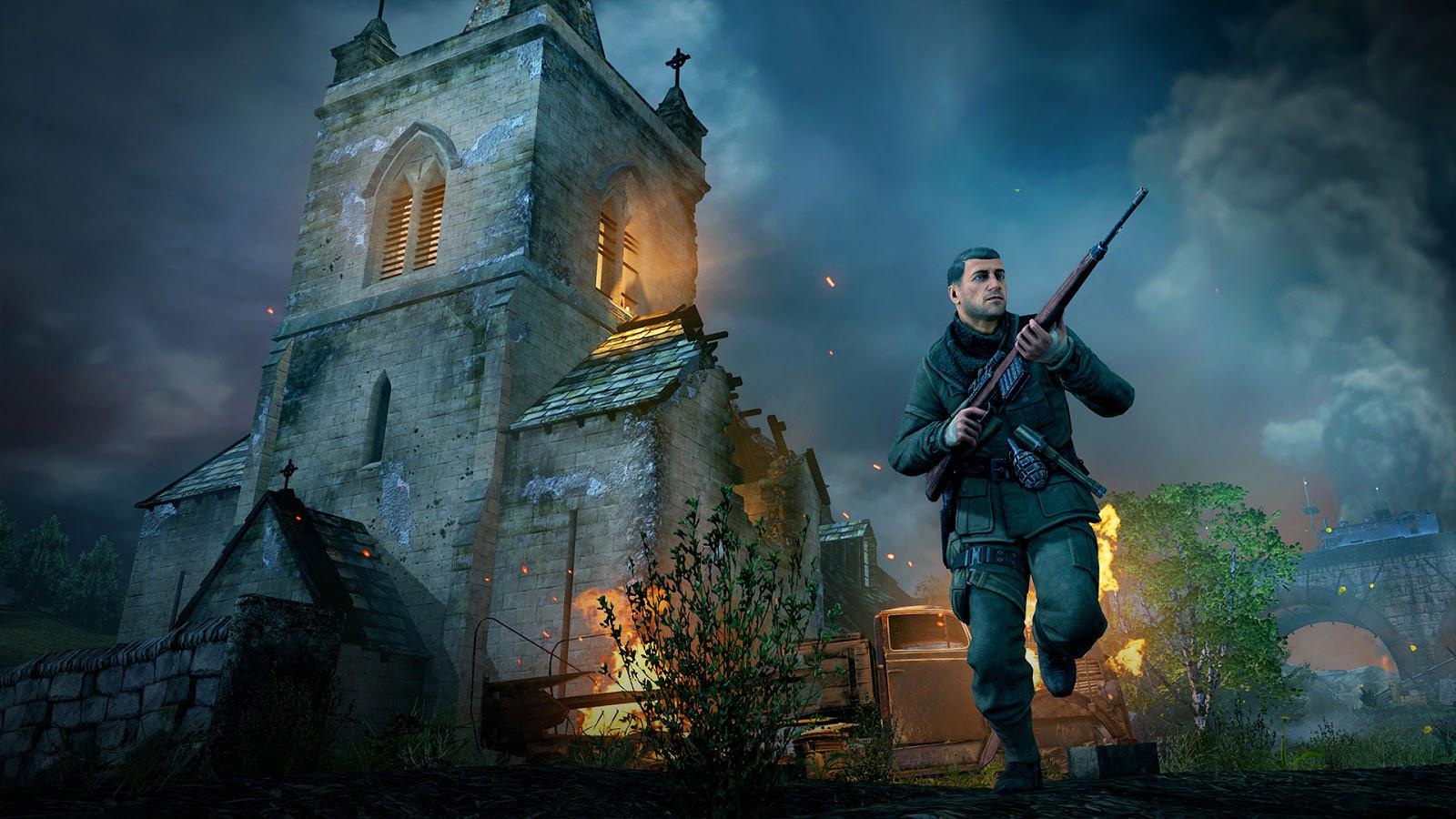 Sniper Elite V2 Remastered PC ESPAÑOL (CODEX) 5