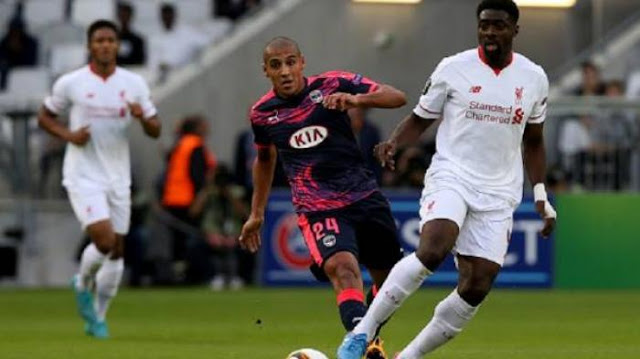 Liverpool vs Bordeaux