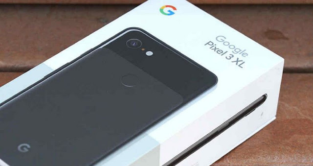 Google Pixel 3 xl review Battery Existence