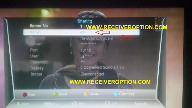 NEOSET I 5000 HD RECEIVER CCCAM OPTION