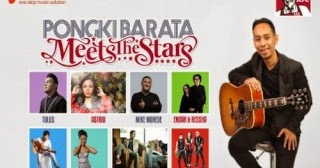 download lagu pongki barata meet the stars