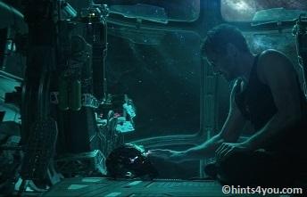 Avengers 4: Endgame Trailer Out(2019), Marvels Begins To Find Tony Stark