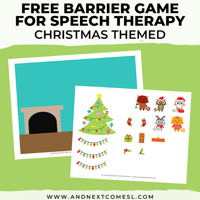 Free printable barrier game