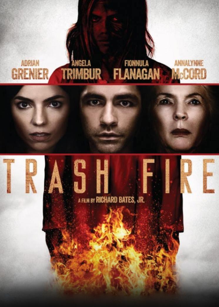 Trash Fire [2016] [DVDR] [NTSC] [Latino]