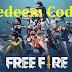 Free Fire Redeem Code Today – Garena FF Redeem Code