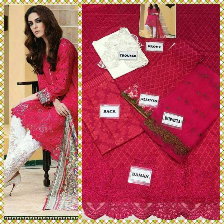 Maria.B Lawn Most Hit Design On Special Discount Price