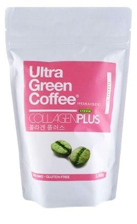 Ultra Green Coffee Collagen Plus