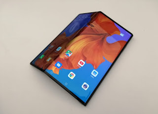 Huawei Mate X with Kirin 980 chipset Availability