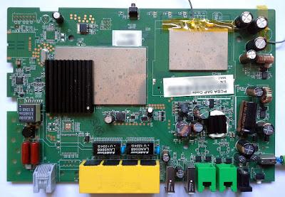 Install OpenWRT/LEDE on P.RG AV4202N router