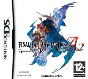 Final Fantasy Tactics A2 Grimoire of the Rift