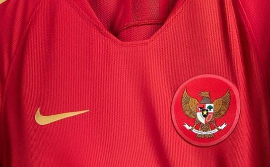 インドネシア代表 2018 ユニフォーム-ホーム