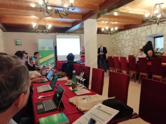 Vivienda participa en Croacia en el cuarto encuentro del proyecto europeo Happen de eficiencia energética