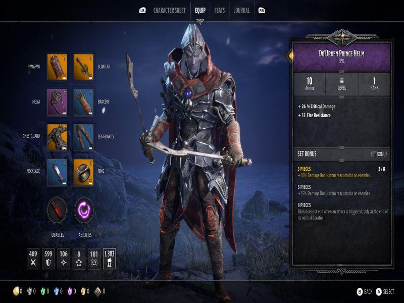 Dungeons & Dragons Dark Alliance PC Game Free Download