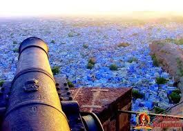 The blue city of india - Jodhpur