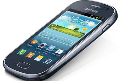 Smartphone Mungil Samsung Galaxy Fame S6810