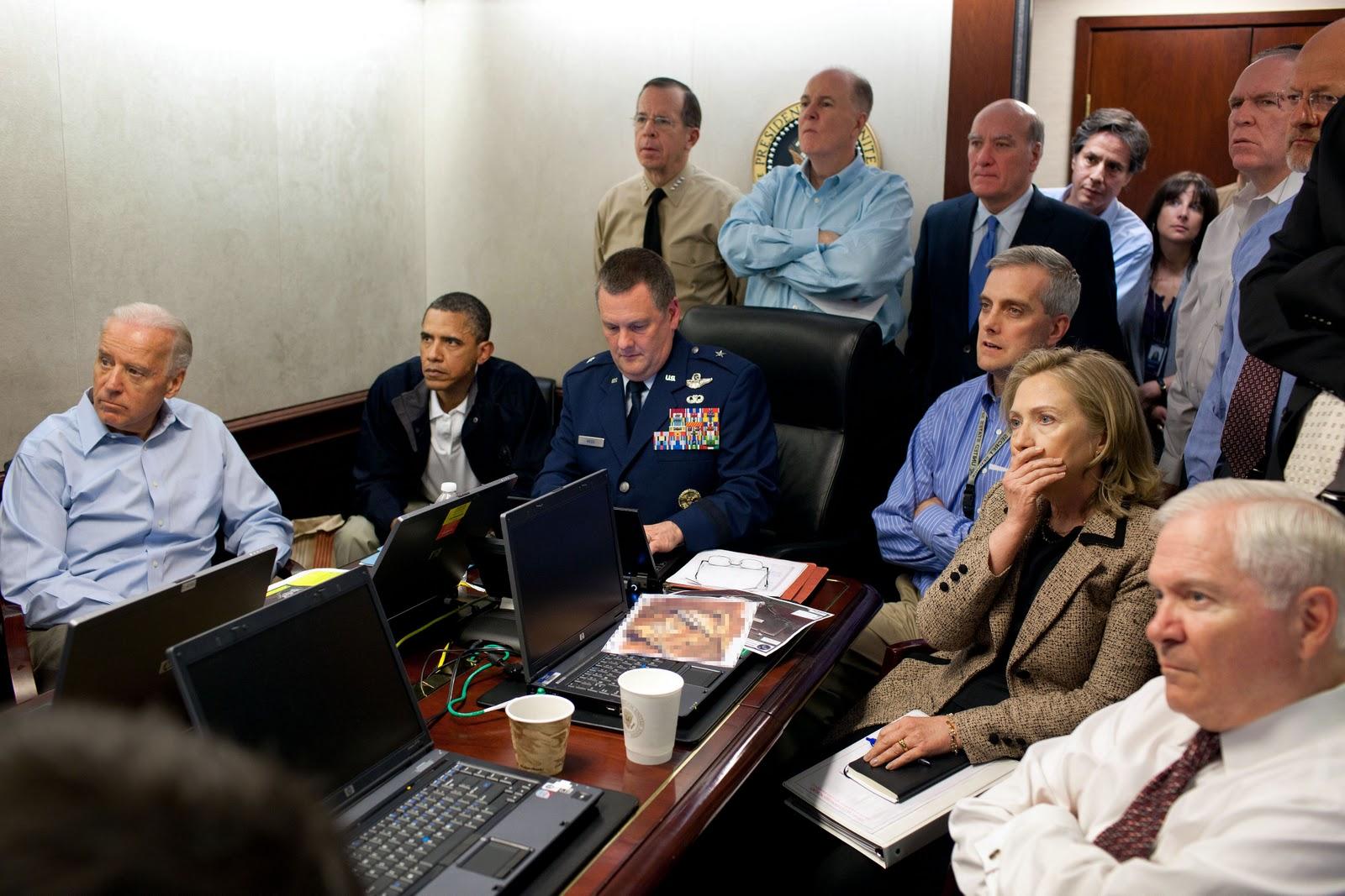 I Was Here.: William McRaven Obama Bin Laden Raid