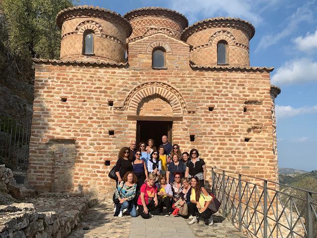 Cosa fare in Calabria Cammino a Passo Lento