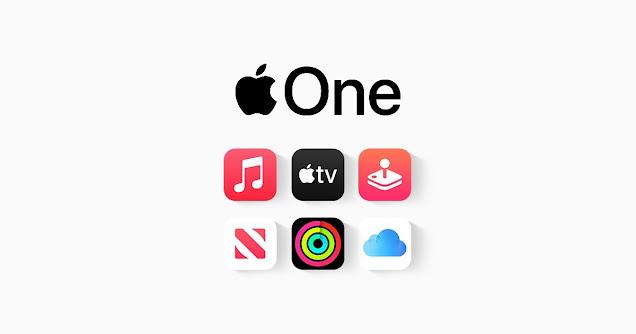 شركة أبل تطلق خدمة Apple One تجميع التطبيقات المدفوعة في مكان واحد