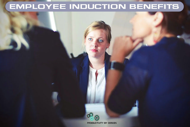 how to do new employee induction