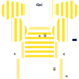 Fenerbahçe - Dream League Soccer 2019 Kits & Logo