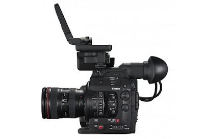Canon EOS C300 Mark IIファームウェアのダウンロード