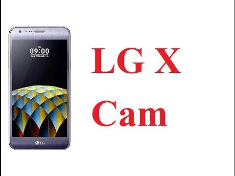 LG X cam LGK580I