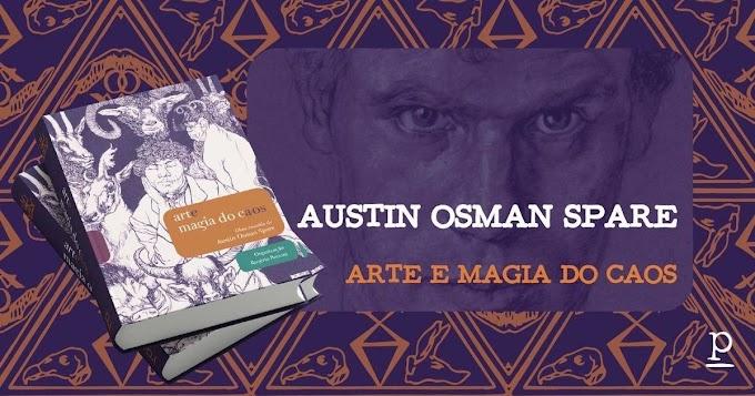 """Arte e Magia do Caos"", de Austin Osman Spare, chega ao Catarse"