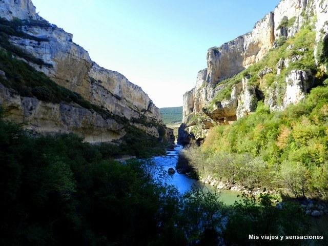 La foz de Lumbier, Navarra
