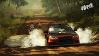 Colin McRae: DiRT 2 PS3 Background