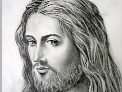 jesus drawing drawings crazy pencil face shading slodive saviour rani ramya posted am magnificent