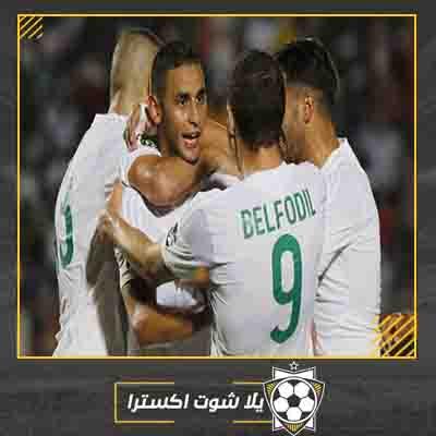 بث مباشر مباراة الجزائر والسنغال