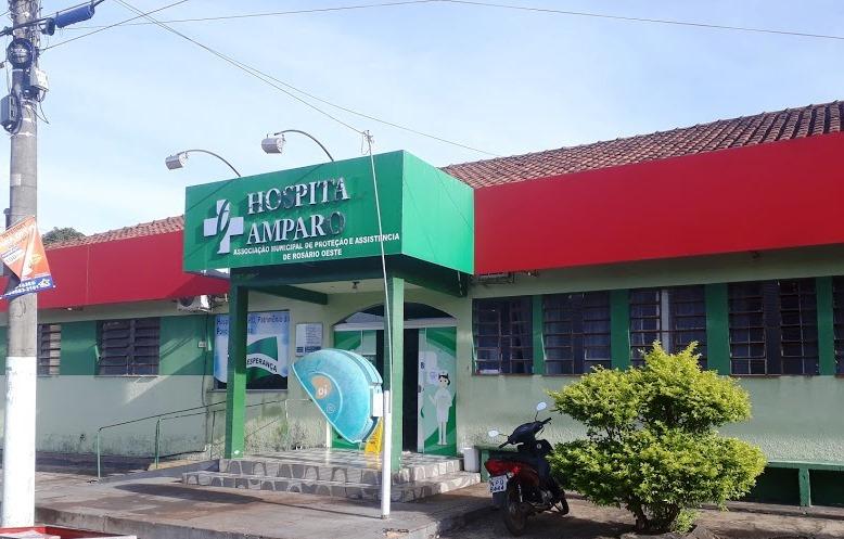 Hospital Amparo vai receber ajuda emergencial para combater o covid-19.