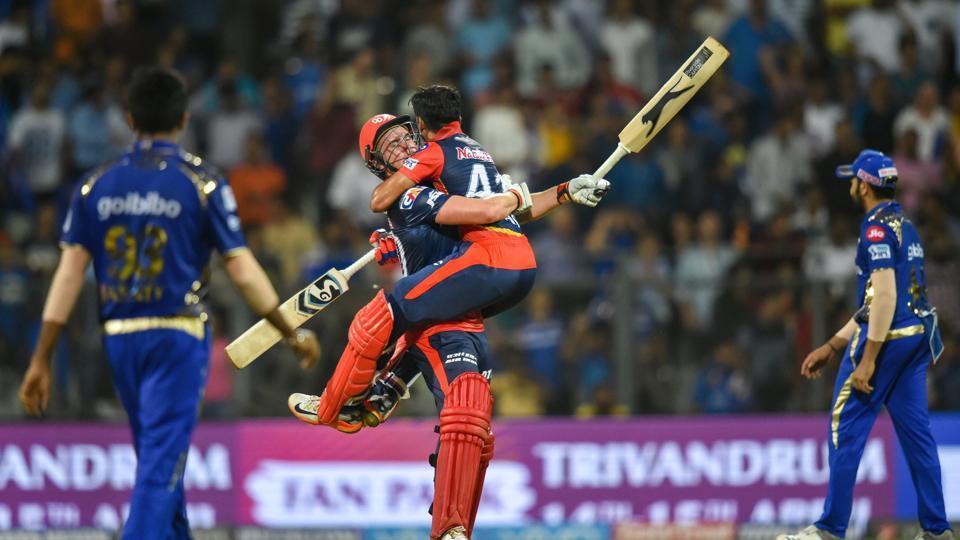 IPL 2018, MI vs DD: Jason Roy carries the bat, takes Delhi Daredevils home