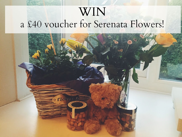 Serenata Flowers hamper