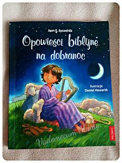 Opowieści bibilijne na dobranoc - wydawnictwo promic