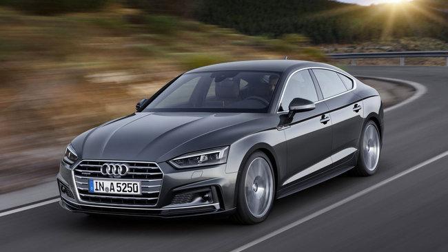 Audi A5 Sportback Data Uscita, Presentazione e Ultime Notizie